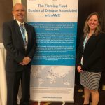 Associate Dean Andy Stergachis (pictured here with Dr. Catrin Moore from the GRAM team) was an invited delegate at the Call to Action on Antimicrobial Resistance 2018 held in Accra, Ghana.